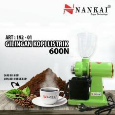 Spek Nankai Mesin Penggiling Kopi Gilingan Kopi Banten