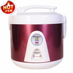NAT SUPER NC1090S Rice Cooker Kapasitas 1Liter - MURAH GAK MURAHAN