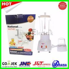 Jual National Sonic Blender Juice Buah 2 In 1 Satu Set