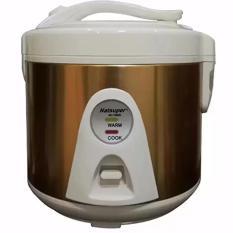 Natsuper NC1090C Rice Cooker , Magic Com , Magic Jar ,Penanak Nasi Kapasitas 1 LIter