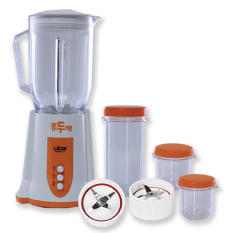 Cuci Gudang Neozen Multimix Blender Putih Orange