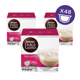 Review Nescafe Dolce Gusto Kapsul Tea Latte 3 Box Di Indonesia