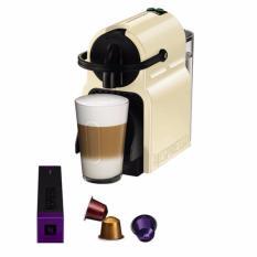 Nespresso Inissia Coffee Machine - Cream