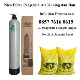 Review Nico Filter Air Water Filter Penjernih Air Saringan Air Alat Penyaring Air Terbaru