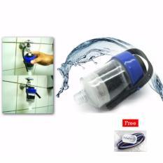 Nikita Water Filter - Penyaring Air Efisien Saringan Kran 1 Pcs + Free 1 Pcs Polkadope Ikat Rambut