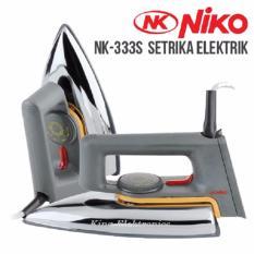Toko Niko Nk 333S Setrika Elektrik Abu Abu Di Dki Jakarta