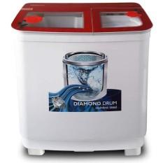 OBRAL PROMO DENPOO DW-1309 PLATINUM MESIN CUCI TWIN TUB 13KG DIAMOND DRUM