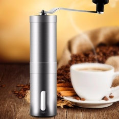 Oria Manual Penggiling Kopi, Conical Keramik Burr Bean-Hand Coffee Mill-Aeropress Kompatibel-30g Bubuk Kopi Yield-Intl