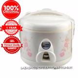 Dimana Beli Original 100 Maspion Rice Cooker Penanak Nasi Magic Com Magic Jar 1 Liter 3In1 Batik Ex109P Phoenix Maspion