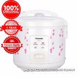 Cuci Gudang Original 100 Panasonic Rice Cooker 1 8 Liter 3 In 1 Bunga Penanak Nasi Magic Com Magic Jar Srcez18Spsr