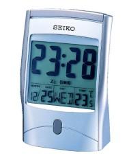 ORIGINAL - Jam Meja LCD SEIKO- Model QHL017S