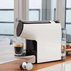 Original Xiaomi SCISHARE 9 Levels Concentration Capsule Espresso Coffee Machine - intl