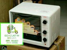 Beli Oven Listrik Maspion Mot 600 20 Liter Oven Maspion Mot 600 Pakai Kartu Kredit