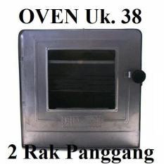 TEBE - Oven Tangkring Oven Kompor Gas Bima 2 Susun - 38cm