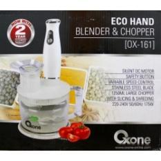 Oxone Eco Hand Blender & Chopper Ox-161