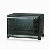 Jual Beli Online Oxone Giant Oven 52L Ox 899Rc Hitam