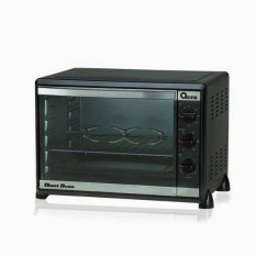 Oxone Giant Oven 52L OX-899RC - Hitam