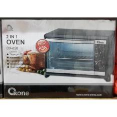 Oxone Oven Listrik 2in1 18ltr 800watt OX-858