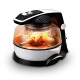 Oxone Ox 277 Professional Air Fryer Hitam Asli