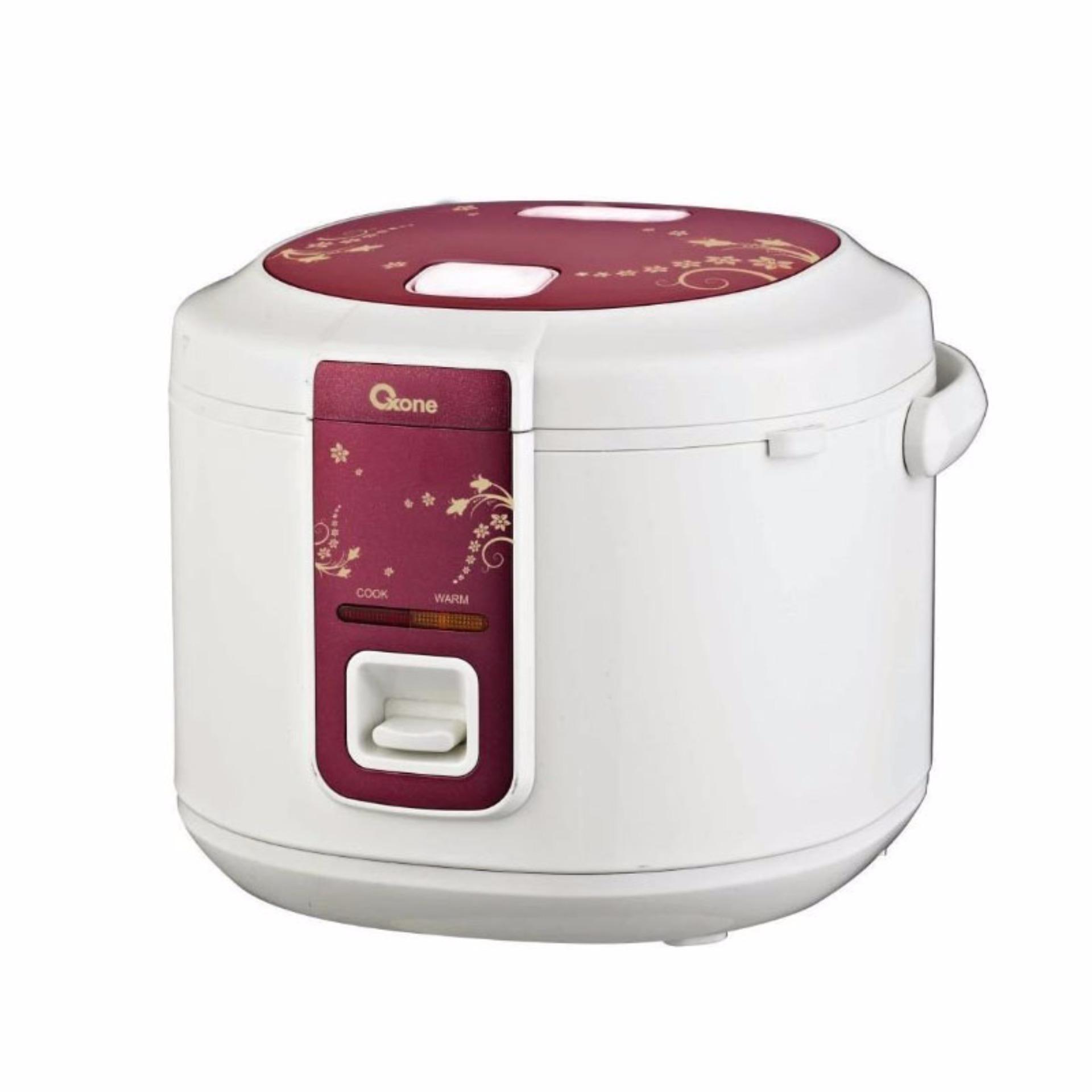 Harga preferensial Oxone OX-820N Rice Cooker/ Penanak nasi 1.8L beli sekarang -