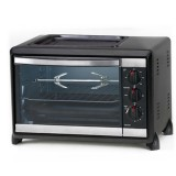 Harga Oxone Ox 858Br Hitam 4In1 Oven