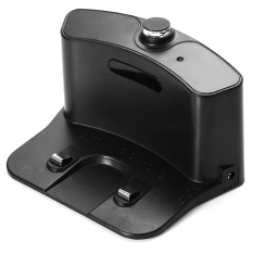 P0008 Charging Dock Cradle for Haier Pathfinder Floor Cleaning Robot Accessories (Black)