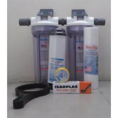 Toko Paket Filter Air 2 Tahap Sedimen Dan Gac Clear Eugen Lengkap Jawa Timur