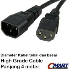 PALING LARIS - HOWELL KABEL POWER KOMPUTER PC CPU TO MONITOR 4M -