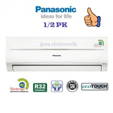 PANASONIC AC 1/2 PK CS-YN5SKJ - Putih(GARANSI RESMI)
