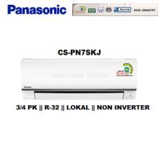 Panasonic AC Split 3/4 PK Standard Lokal R32 Non Inverter - PN7SKJ
