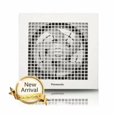 Beli Panasonic Ceiling Exhaust Fan Kipas Exhaust Plafon 10 25 Cm 25 Tgu Putih Kredit