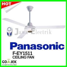 Review Toko Panasonic Ceiling Fan Panasonic Ey 1511 56 Inch Garansi Resmi Online