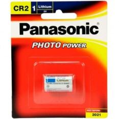 Panasonic Cr2 3V 3 Volt Lithium Photo Power Laser Baterai Battery - 935Cac