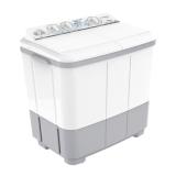 Ulasan Panasonic Mesin Cuci Na W85Bbz1H Twin Tub Washing Machine Putih Abu Abu Kapasitas 8 Kg