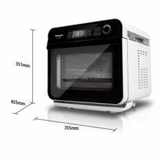 Beli Panasonic Microwave Steam Nu Sc100W Cicilan
