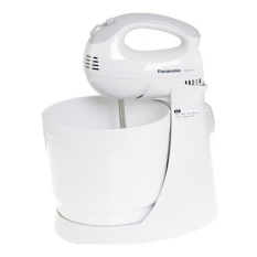 Panasonic Mixer Berdiri Mk Gb1Wsr 3 Liter 200 W Putih Asli