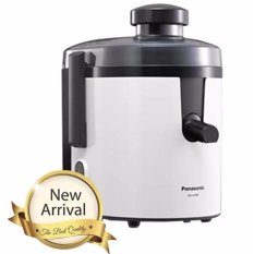 Harga Panasonic Mj H100 Juicer 1 7 Liter Safety Switch And Lock Putih Baru