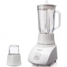 Panasonic MX-GX1462WSR Blender Clear Glass Wet & Dry Mill - Putih