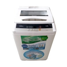 Panasonic NA-F70B5 Mesin Cuci Top Loading - Putih