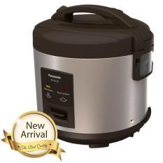 Panasonic Rice Cooker 1.8 Liter Deep Brown / Penanak Nasi / Magic Com / Magic Jar  – SRCEZ18DBSR