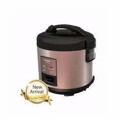 Panasonic Sr-CEZ18 RGSR rice cooker /penanak nasi 1.8liter - rose gold