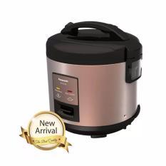 Review Terbaik Panasonic Sr Cez18Rgsr Rice Cooker Penanak Nasi 1 8Liter Rose Gold
