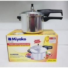 Panci Presto Miyako PC-350 3.5ltr / Pressure Cooker Miyako PC 350