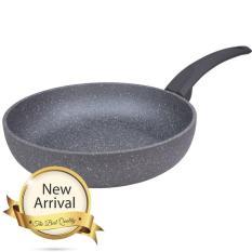 Panci Wajan Kompor Induksi Fry Pan 24 Cm Kangaroo Kg 678