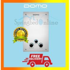 Pemanas Air Gas DOMO DA 1506 M by Modena - Water Heater Gas - Model Kaca - Harga Pabrik
