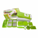 Harga Pemotong Sayur 6 In 1 Nicer Dicer Home Tools Original