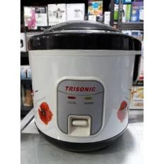 PENANAK NASI Rice cooker magiccom TRISONIC BESAR 1,2 Liter