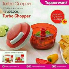 Pencacah Tupperware Turbo Chopper Penghalus Mpasi Food Maker Food Procesing