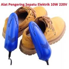 Rp 80.000. Pengering Sepatu Elektrik 10W 220V US PlugIDR80000. Rp 85.000. Universal Shoes Dryer - Alat Pengering ...