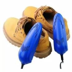 Pengering Sepatu Elektrik Multifungsi 10W 220V US Plug - Blue